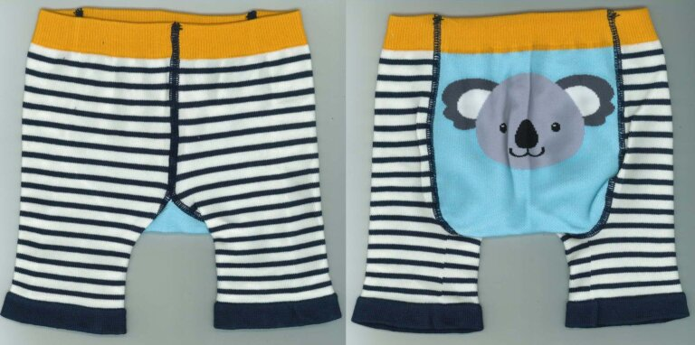 Koala Knitting Baby's Short Pants