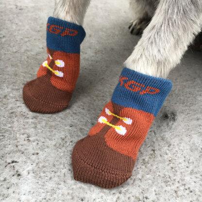 Shoe Look Pet Socks