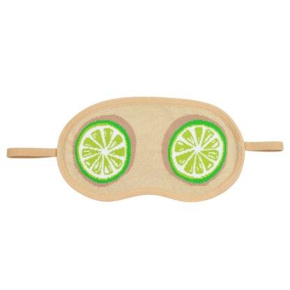 Lemon Eyes Functional Eyemask