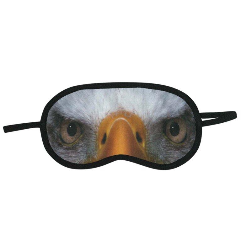 Eagle Print Eyemask