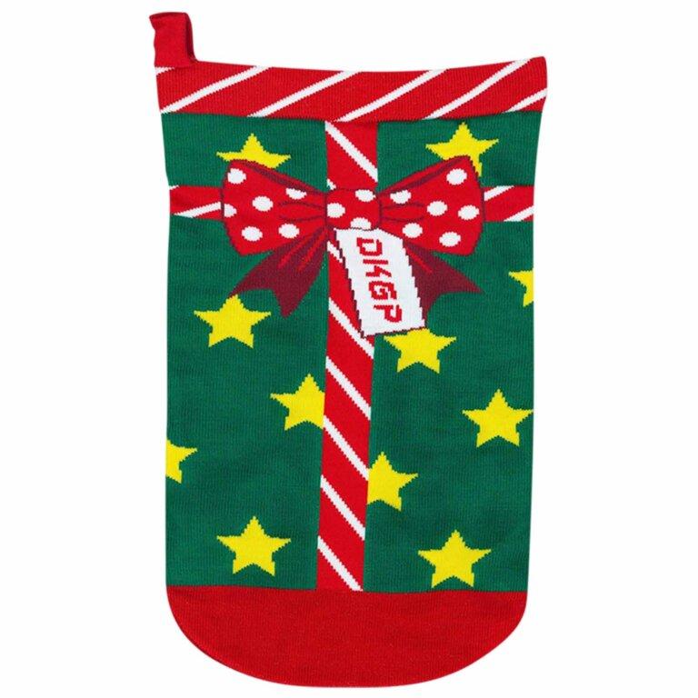 Christmas Present Decoration Sock