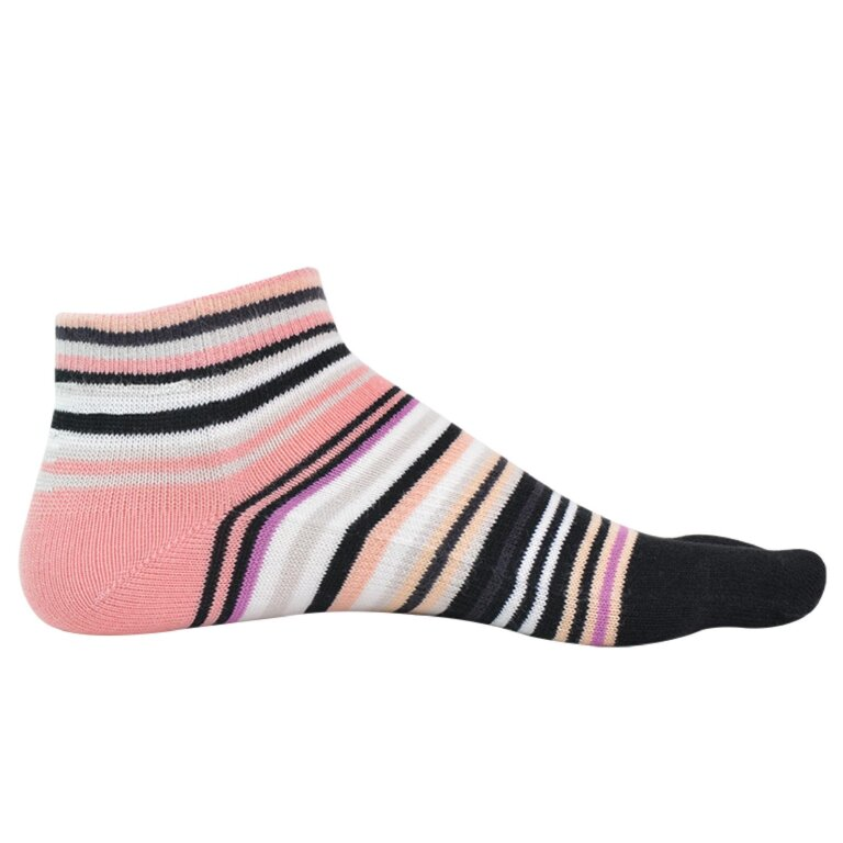 Stripes Five-Toe Socks