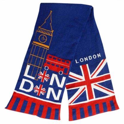 London Souvenir Muffler