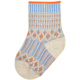 Small Flora Kids Socks