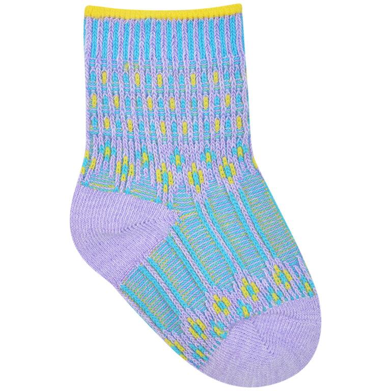 Small Flora Kids Socks