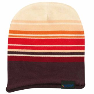 Stripes Crimping Beanie