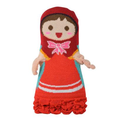 Little Red Riding Hood Hand Glove Puppet-a