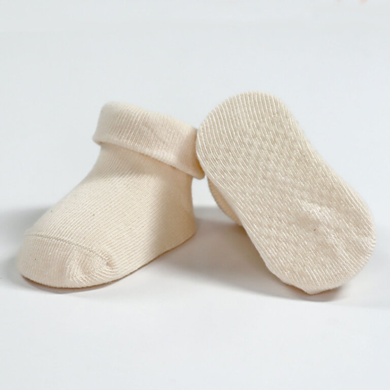 Organic Cotton Baby Socks