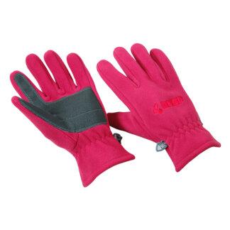 Fuchsia Pink Windproof Gloves