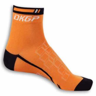 Coolmax Filament Socks Orange