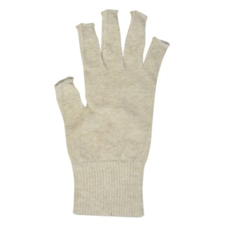 Fingerless Cotton Gloves