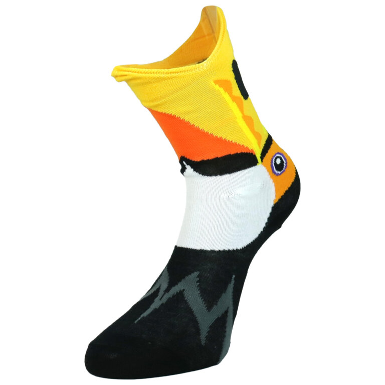 Fashion Cotton 3D Design kids Sock with Toucan