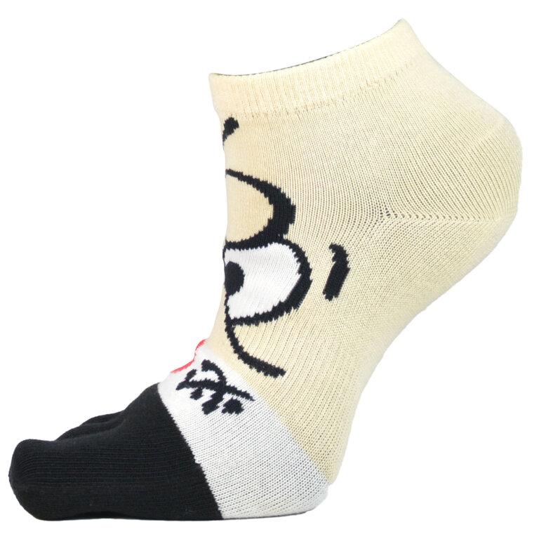 Fashion Toe Sock with Study Boy