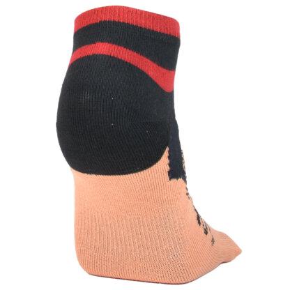 Fashion Toe Sock with Bad Boy