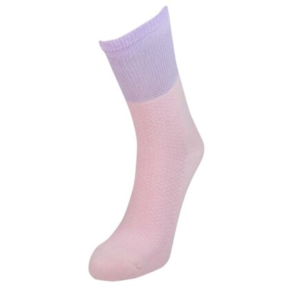 Ladies Crew Diabetic Sock